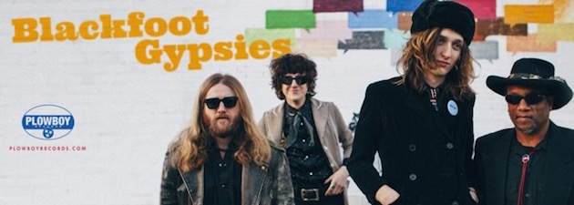 BLACKFOOT GYPSIES|Charisma, swagger and hooks are what make this band.