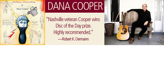 DANA COOPER|This song poet engages and inspires with his quick wit & insightful stories.