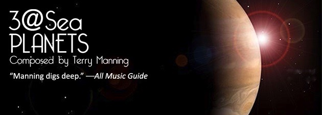 TERRY MANNING|The stunning new release from a music legend