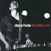 DAVE HOLE|Blues/Blues Rock