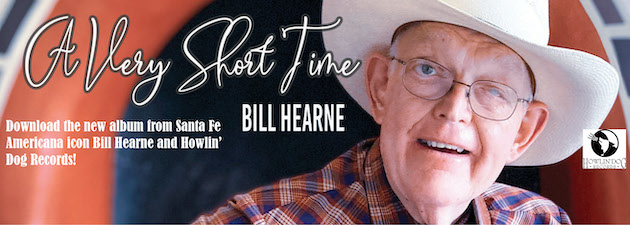 BILL HEARNE|A sparse acoustic folk-centered album featuring Bill's great flat-picking