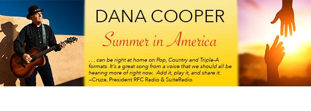 "DANA COOPER|""Powerful message of hope #PowerInUnity"""