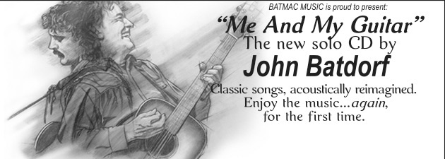 JOHN BATDORF|Classic 70s Music Acoustically Reimagined
