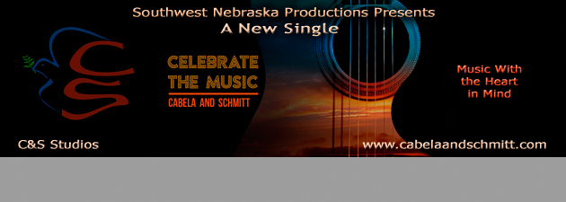 CABELA AND SCHMITT|Celebrating the Awesome Gift of Music in Our Lives with a Brand New Upbeat Single.