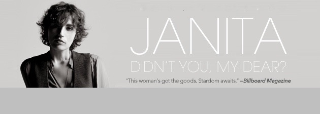 JANITA|The new album from this Top-40 Billboard Artist