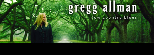 Gregg Allman | The very best Country Blues collection that will stand as a milestone in an exceptional career.