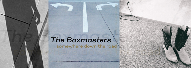THE BOXMASTERS|The latest release from The Boxmasters featuring Billy Bob Thornton.