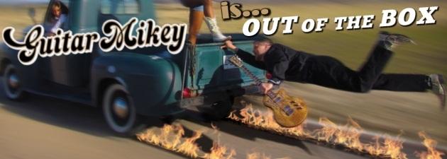 GUITAR MIKEY|The Americana / Blues / Rock Hybrid