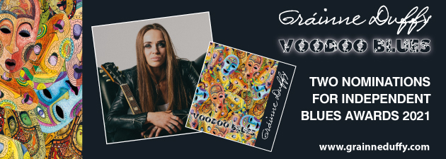 GRÁINNE DUFFY|Deliciously soulful voice & gutsy blues inflected guitar