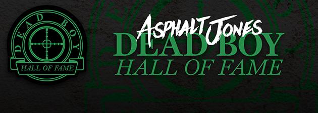ASPHALT JONES|A unique tale of a hero fighting crime within a modern, rhythmic, hip-hop / rock experience...!