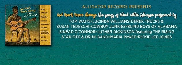 BLIND WILLIE JOHNSON|An all-star tribute to legacy of Blind Willie Johnson
