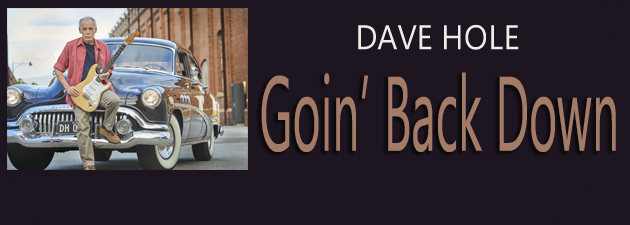 DAVE HOLE|Exhilarating Slide Guitar Blues from Down Under.