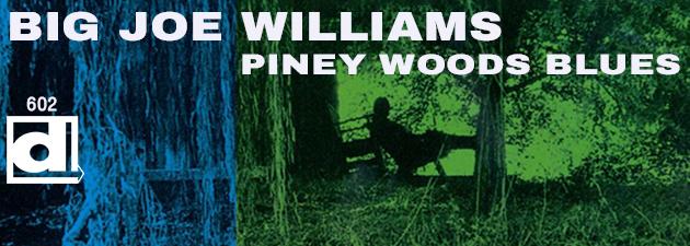 BIG JOE WILLIAMS|The bluesman's extraordinary career & life were closely linked to Bob Koester.