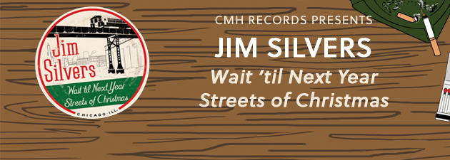 JIM SILVERS|CMH is proud to present some undiscovered Honky-Tonk Holiday Hits!