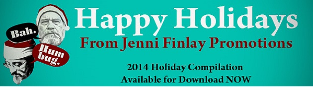 JENNI FINLAY PROMOTIONS - CHRISTMAS MIX|Spiritual, Secular Favorites And New Originals