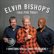 ELVIN BISHOP|Blues/Americana