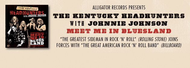 THE KENTUCKY HEADHUNTERS|Two-fisted blues piano meets raucous Southern Rock