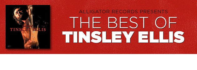 TINSLEY ELLIS|Remastered tracks from Southern blues-rock guitar hero