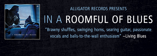 ROOMFUL OF BLUES|The world-renowned, horn-powered, houserocking blues band