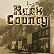 ROCK COUNTY|Bluegrass/Folk