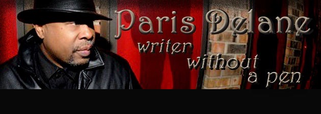 PARIS DELANE|A voice that draws you in with messages from his heart and soul.