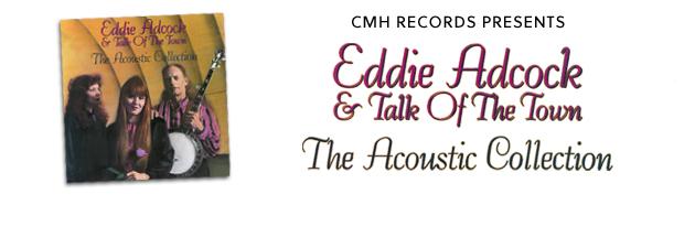 EDDIE ADCOCK|American Acoustic Masterwork! Digital release of lost classic!