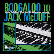 BOOGALOO/JACK MCDUFF|Jazz/Instrumental