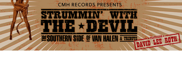 PICKIN' ON Van Halen|Listen as the biggest bluegrass artists take on the atomic punks!