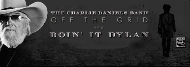 "THE CHARLIE DANIELS BAND|Charlie Daniels Band goes ""Off the Grid"""