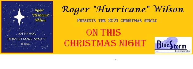 """ROGER """"HURRICANE"""" WILSON