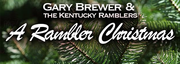 GARY BREWER|Classic Christmas Favorites w/a BREWGRASS twist!