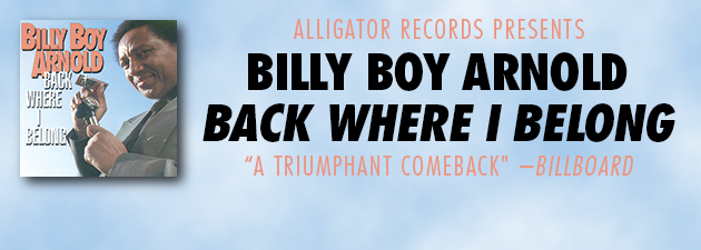 BILLY BOY ARNOLD|A fully realized, wide ranging blues workout