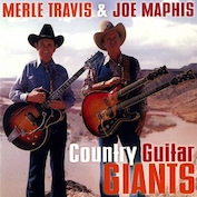 M. TRAVIS & J. MAPHIS|Bluegrass/Country