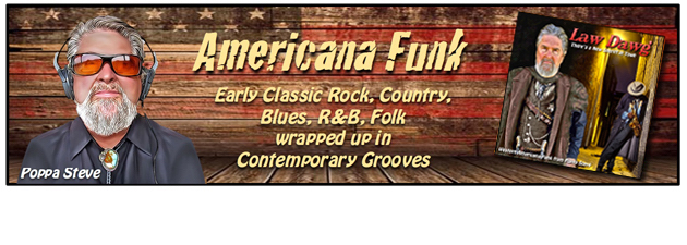 POPPA STEVE|AMERICANA FUNK, Retro Rock, Country & Blues in Contemporary Grooves