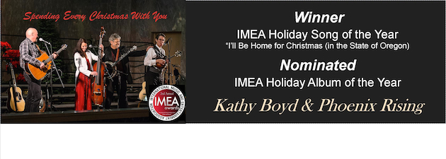 KATHY BOYD & PHOENIX RISING|Original holiday music with a timeless sound and feel