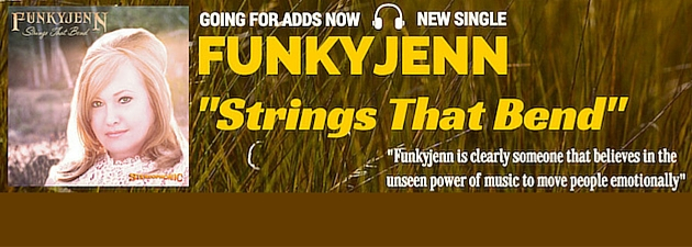 FUNKYJENN|A new tender ballad from the Rock And Roll Voodoo Queen