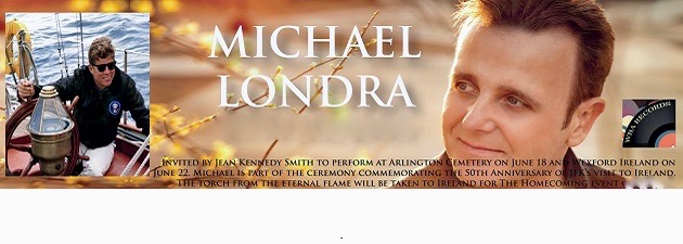"MICHAEL LONDRA| ""Danny Boy"" the Songs of Ireland"