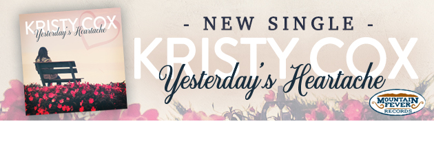 KRISTY COX Brand New Single From An Impeccable Talent