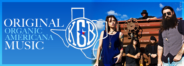THE TEXAS KGB|Original Organic Americana Music