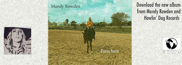 MANDY ROWDEN|A tour de force of vocal and instrumental mastery from this Austin artist.