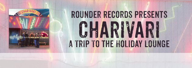 CHARIVARI|traditional Cajun music with modern aesthetics