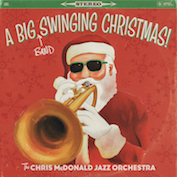 CHRIS MCDONALD|Holiday/Big Band/Jazz