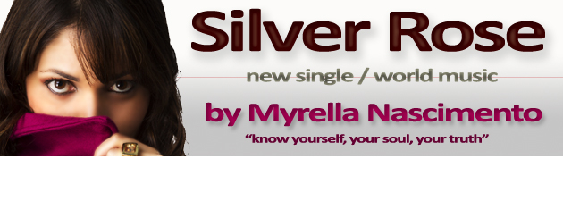 MYRELLA NASCIMENTO|Smooth and exotic theme on this amazing artist´s voice