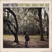 RADNEY FOSTER|Americana/AAA/Alt. Country