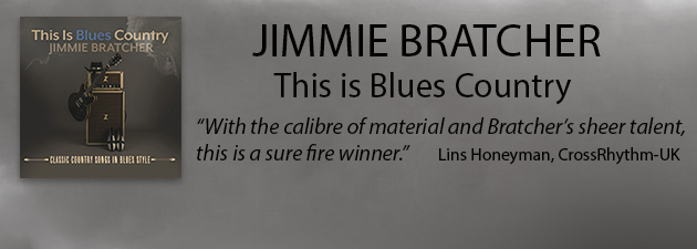 JIMMIE BRATCHER|Jimmie Bratcher & Classic Country Songs in Blues Style