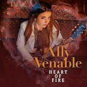 ALLY VENABLE|Blues/Blues Rock/Country Blues