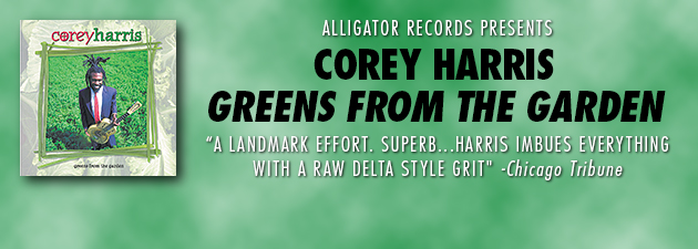 COREY HARRIS|Genre-bending blues & roots masterpiece