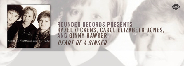 HEART OF A SINGER|Their voices take you straight to the heart of American mountain music