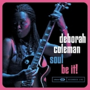DEBORAH COLEMAN|Blues/Blues Rock