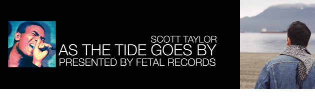 SCOTT TAYLOR|Hitting the sweet spot in blues and R&B